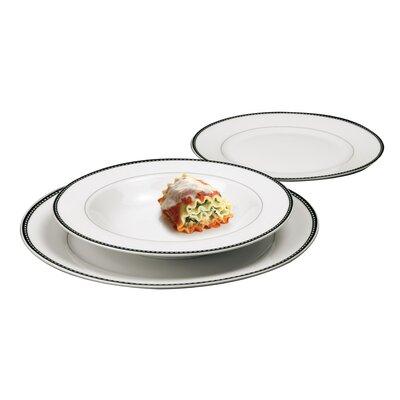 Deagourmet Saturno 23cm 6 Piece Soup Plate Set
