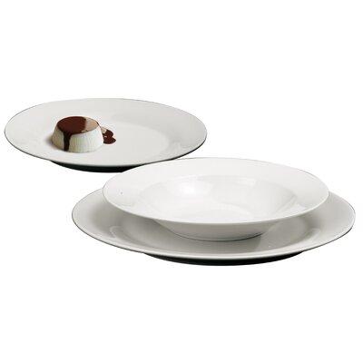 Deagourmet Saturno 19.5cm 6 Piece Dessert Plate Set