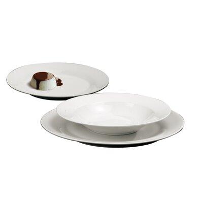 Deagourmet Saturno 3 Piece Plate Set