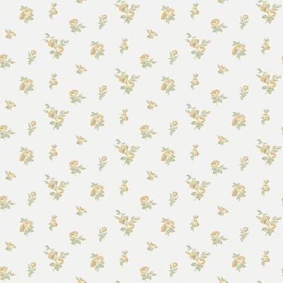 Galerie Home English Mini Floral Print 10m L x 53cm W Roll Wallpaper