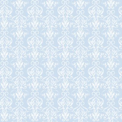Galerie Home Watercolour Damask 10m L x 53cm W Roll Wallpaper
