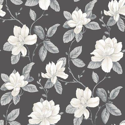 Galerie Home Watercolour Flower Motif Print 10m L x 53cm W Roll Wallpaper