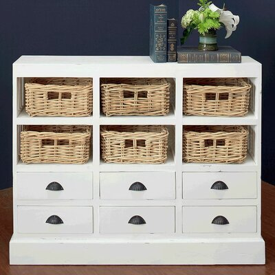 Goulding 6 Drawer Accent Chest