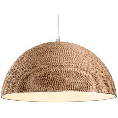 Breakwater Bay Worthland 1 Light Globe Pendant