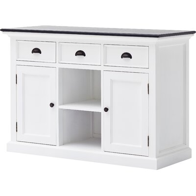 Breakwater Bay Belle Isle 2 Door 3 Drawer Sideboard