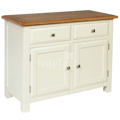 Breakwater Bay Belmoor 2 Door 2 Drawer Sideboard