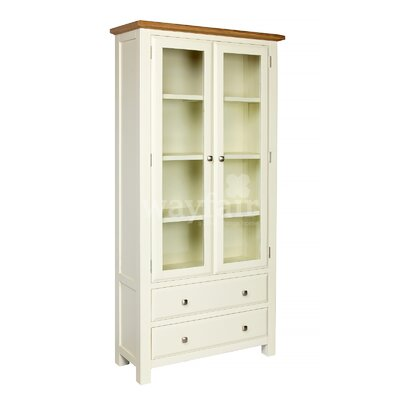 Breakwater Bay Belmoor Display Cabinet