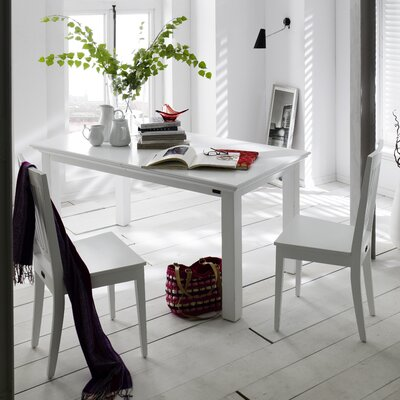 Breakwater Bay Belle Isle Extendable Dining Table