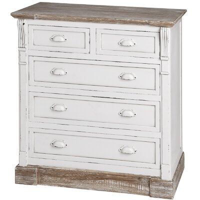 Breakwater Bay Belltown 5 Drawer Chest of Drawers