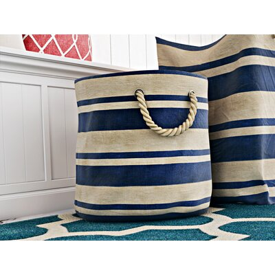 Breakwater Bay Galleon Round Tub Bag