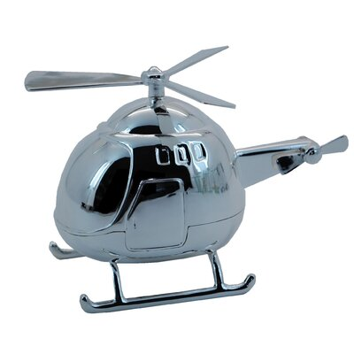 Aulica Helicopter Money Box