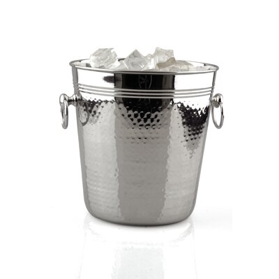 Aulica Hammered Champagne Cooler