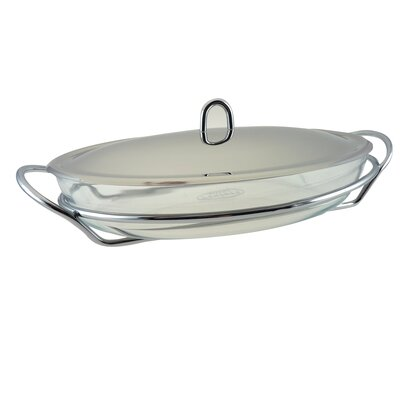 Aulica Linear Oval Serving Dish