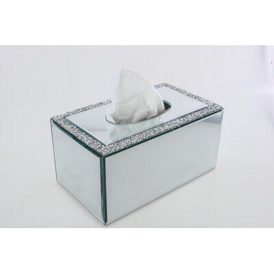 Aulica Scintillant Tissue Box Cover