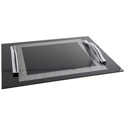 Aulica Tray with Metal Handle
