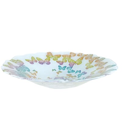 Aulica Butterfly 16cm Plate