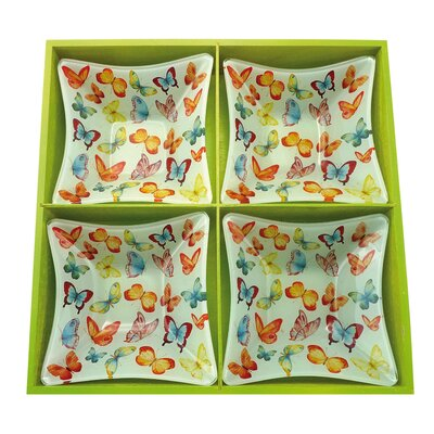 Aulica 15cm Butterfly Plate