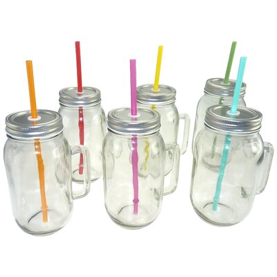 Aulica Glass Bottles with Lid