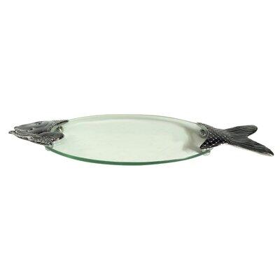 Aulica Salmon Dish Tray