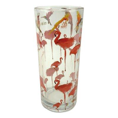 Aulica Bird Water Glass