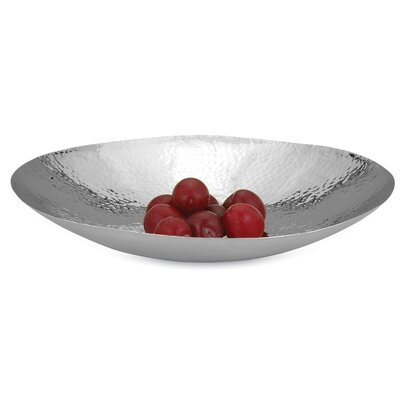 Aulica Hammered Fruit Bowl