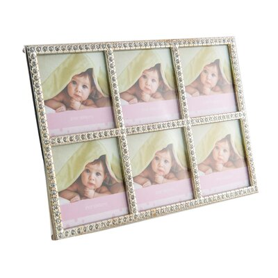 Aulica 6 Photos Picture Frame