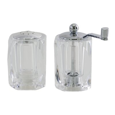 Aulica 2 Piece Salt and Pepper Set