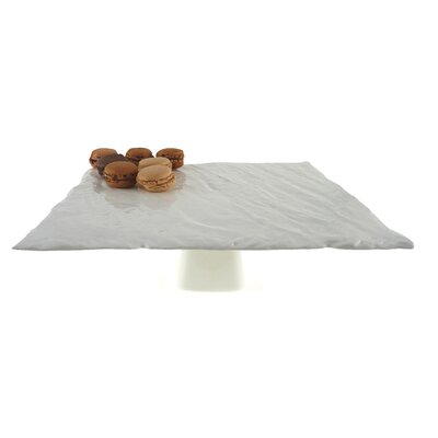 Aulica Rock Texture Cake Stand