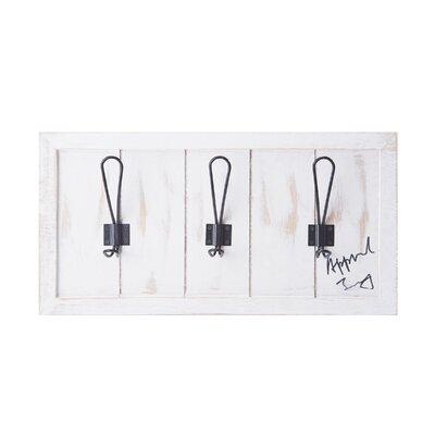 Pogue Wall Mounted Coat Rack