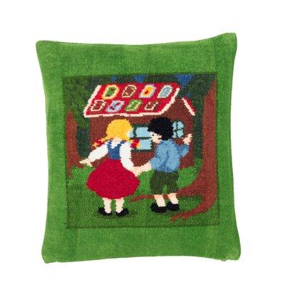 Feiler Kissenbezug Hänsel und Gretel aus 100% Baumwolle