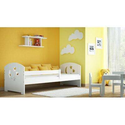 Kubuk Möbel GmbH Kinderbett Moli mit Lattenrost