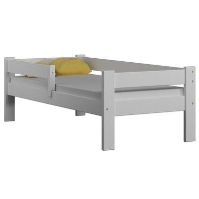 Kubuk Möbel GmbH Kinderbett Tomi mit Lattenrost
