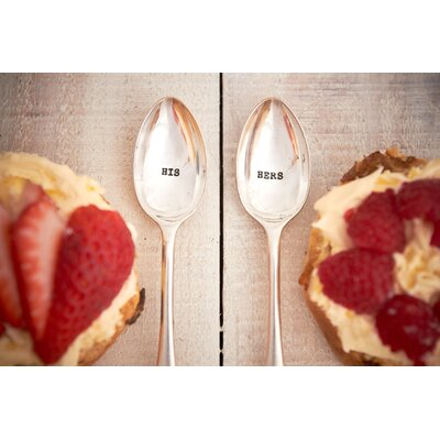 Ladeda! Living Mirrored Teaspoon