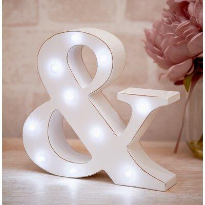 Ladeda! Living & Decorative Letter