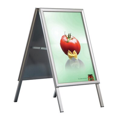 A Board Sign Holder