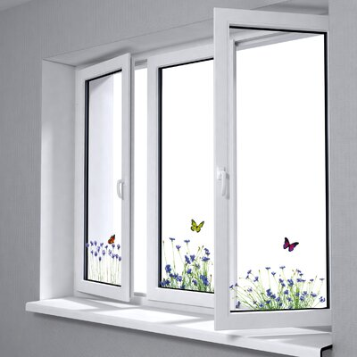 Crearreda Bella Casa Spring Window Sticker