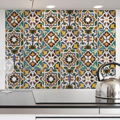 Crearreda Bella Casa Tiles Wall Sticker