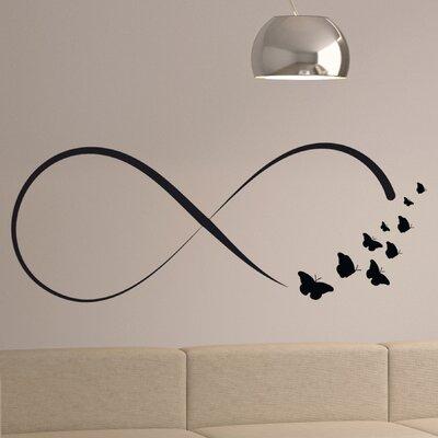 Crearreda Home Decor Line Infinity Wall Sticker