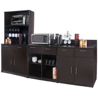 Storage Cabinet Finish: Espresso