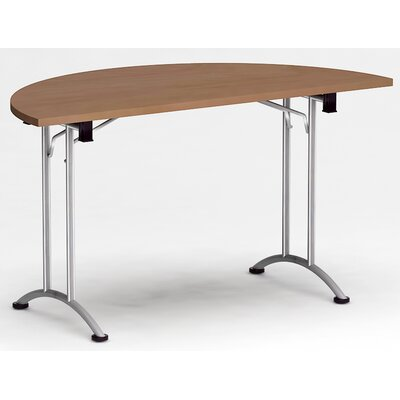 """Half Round 29""""H x 53""""W x 27""""L Conference Table"""
