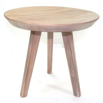 Darby Stool Color: White Wash