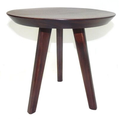 Darby Stool Color: Brown