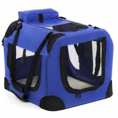 """Soft Cloth Pet Crate Size: 3XL(27"""" H x 28"""" W x 40"""" L)"""