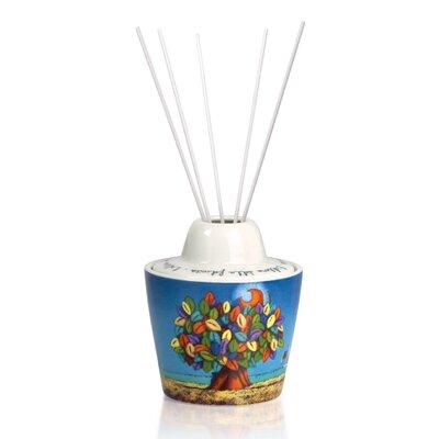 Egan Decorative Pomander Tree of Happiness with Essence and Cotton Sticks