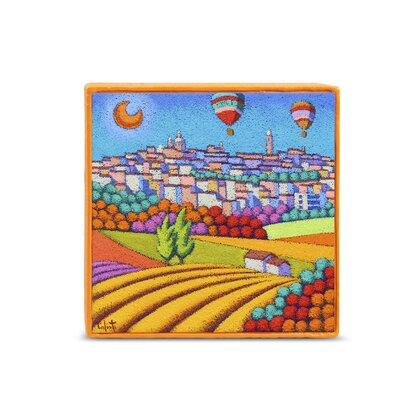 Egan Icalistini Decorative Landscape Portrait