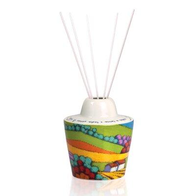 Egan Decorative Pomander Terra Cielo with Essence and Cotton Sticks