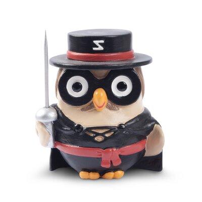 Egan Zorro Figurine