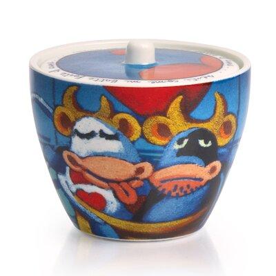Egan 200ml Sugar Bowl with Lid