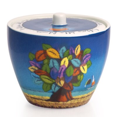 Egan 200ml Sugar Bowl with Lid