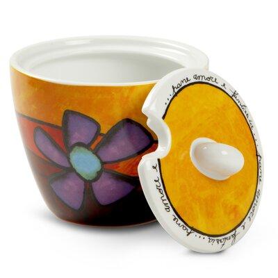 Egan Pane Amore E Fantasia 150ml Sugar Bowl with Lid